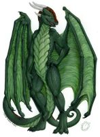 .Arimah Dragon. by Asyd-Rayn