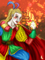 Kefka Mayhem by Apeliotus