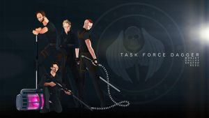 OP: Task Force Dagger by vonmatrix5000