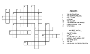Cross Word Puzzle *Update* by Kuro-Creations