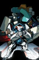 TF MTMTE 49 cover by markerguru