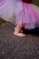 fairy feet by LeeSuttonPhotography
