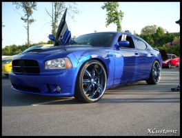 Kerry's Charger by xcustomz