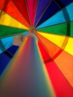Umbrella Colors by MaddLouise