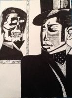 Picture of Dorian Gray by RaeClone