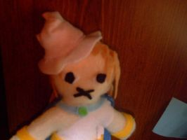 plushie Lloyd's epic hat by Winged-Moon