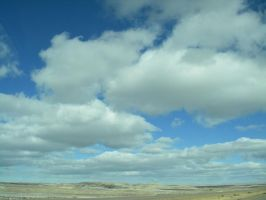 Wyoming Skyscape I-80 by archambers
