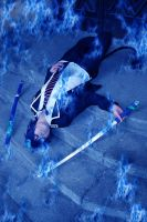 Ao No Exorcist - Rin Okumura by K-I-M-I