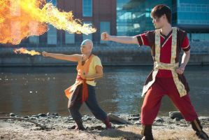 firebending with Zuko by vmachina
