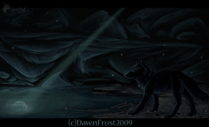Moon Pool by DawnFrost