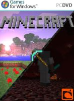 Minecraft Game Cover 2 by Delta77vioz