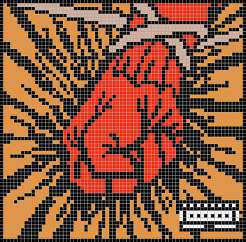 St. Anger 8-Bit by maghneth