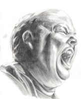 Kyle Gass from Tenacious D by chlsmok
