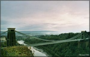 clifton bridge by PMUZZY1986