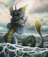 sea dragon by sushy00