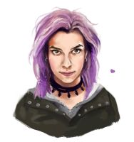Nymphadora Tonks by ImperfectSoul