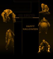 Free YT BG: Halloween Infected by MTS3