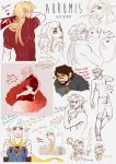 .: SketchDump 3 :. by Aurumis