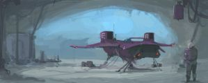 Ship Off by StretchTagger