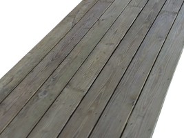 Wood Walkway IMG 0934 by WDWParksGal-Stock