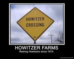 Howitzer Farms by thedesertkitsune