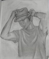TobyMac Portrait by Supersonic-Gabi