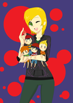 Earthbound/Mother Dolls by Ca14