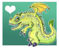 mighty dragon of awesomness by All-Crazy-Reptiles