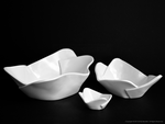 Snack Serving Bowls by Skarlet-Raven
