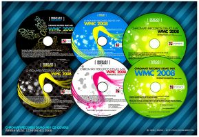 CdCover : Chromati Recs WMC08 by nofx