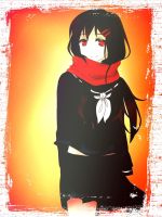 Ayano by SkullDead