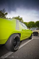 green 71 roadrunner by AmericanMuscle