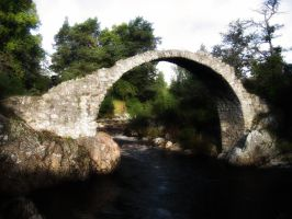 Little Scotland Bridge by PuzzledHeartBox