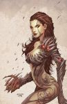 Witchblade by Eddy-Swan-Colors