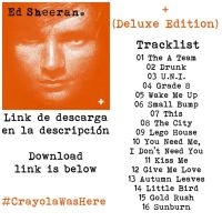 + [Deluxe Edition] - PEDIDO [ZIP/RAR] by CrayolaWasHere