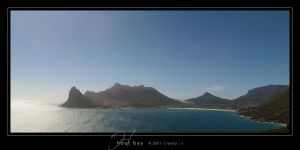 Hout Bay by Crooty