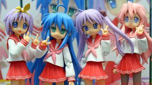Figma Lucky Star by OvermanXAN