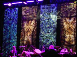 Psychedelic Background at Howard Theatre by Flaherty56