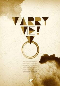 Marry me by JMou