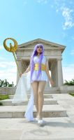 Athena Cosplay by CherrySteam