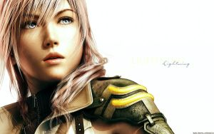 Final Fantasy XIII Lightning 2 by MaybeTomorrow07