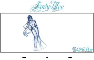 Lady Ice Rough 42 by LPDisney