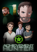 Achievement Hunter by Spritedude