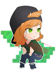 [Commission][chibi] Artyom by CaptainPandaa