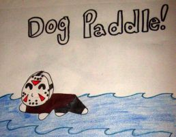 DOG PADDLE by Criss-Angel-lover