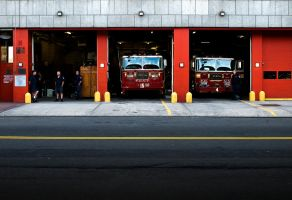 Fire Station by eriksa