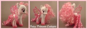 Princess Cutiepie custom MLP by hannaliten