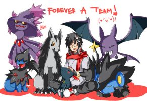 Forever a TEAM by BlakkHeart