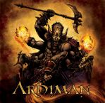 Arhiman cover by martinorona
