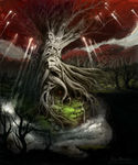 Elder Tree by DrManiacal
